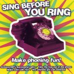1 hour CD Download – Sing Before you Ring